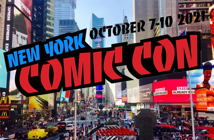New York Comic Con Announces 2021 Ticket Plans - Geek Anything